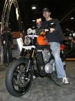 Motorcycle Show in Long Beach