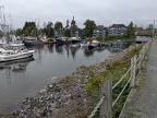 Ucluelet harbor